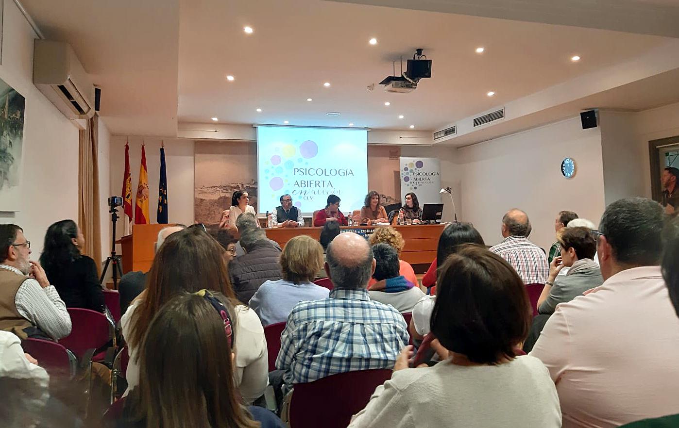 jornadas participativas de psicología Toledo 2020