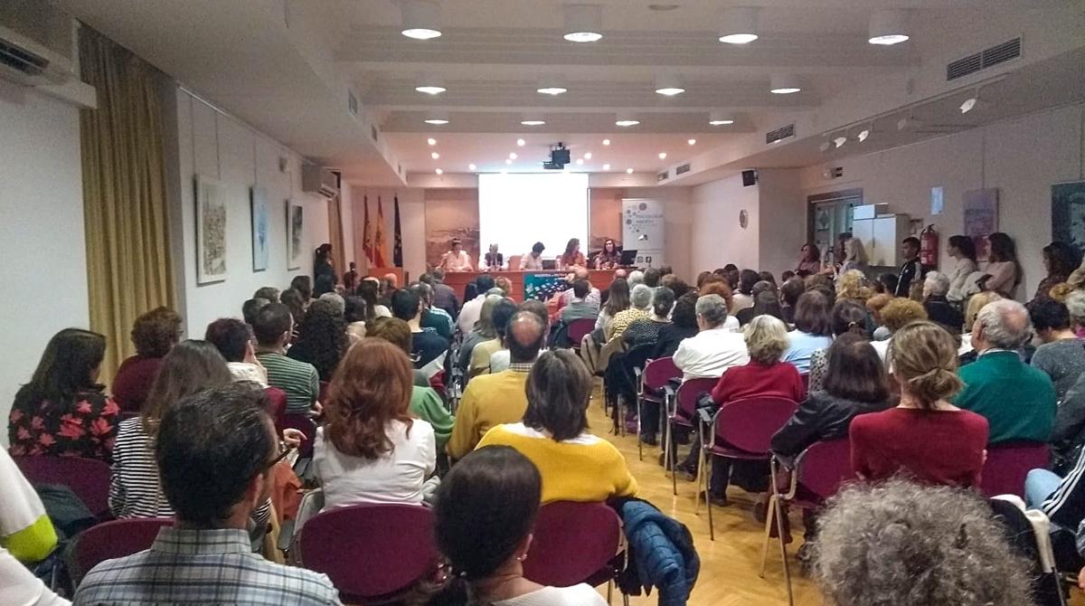 jornadas 2020 de psicología participativa en Toledo