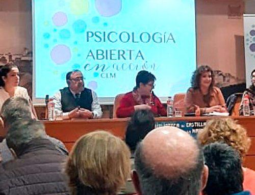 Segundas jornadas participativas de Psicología en Toledo 2020