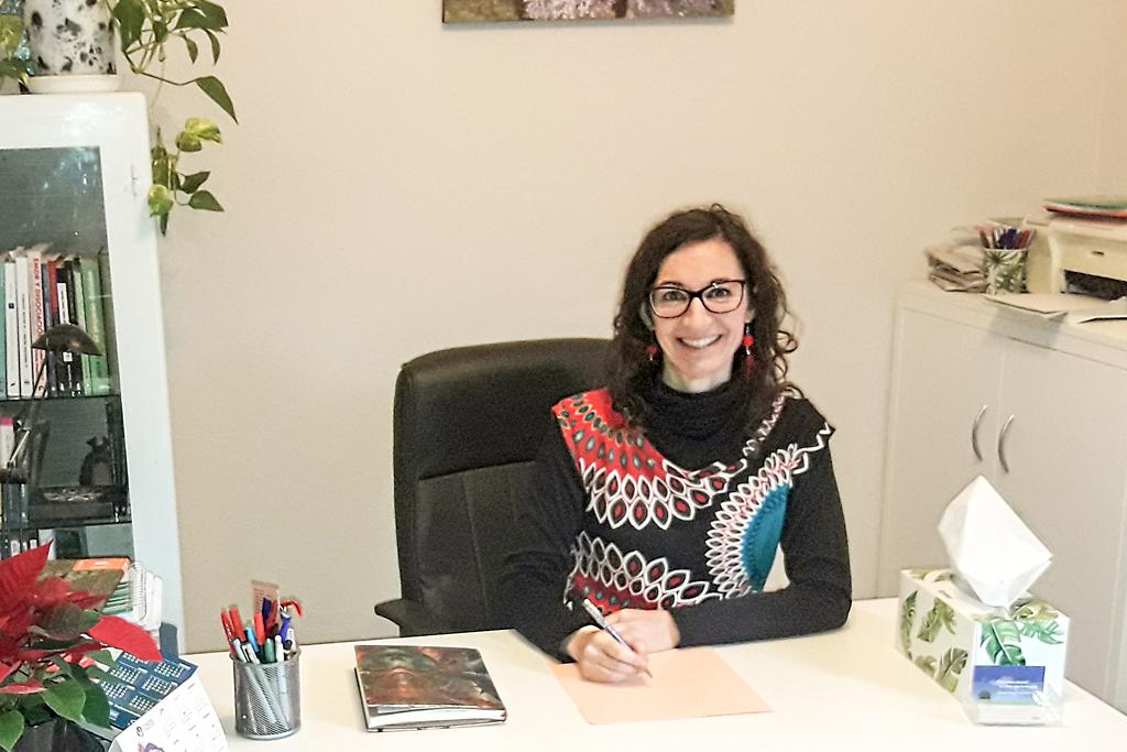 Inmaculada psicóloga y psicoterapeuta en Toledo